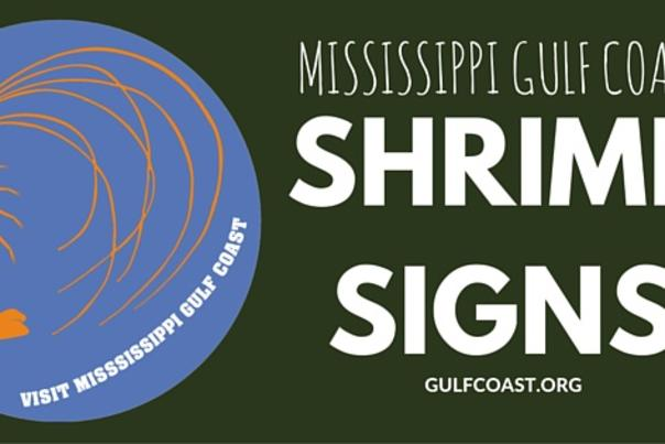 shrimp signs