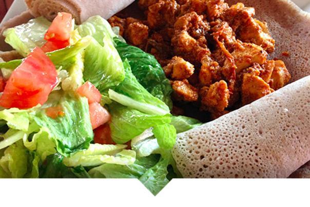 St. Yared Ethiopian Cuisine