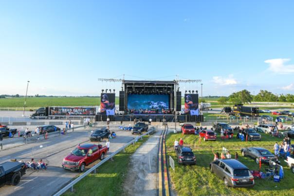 Ruoff Music Center Drive-In Concerts