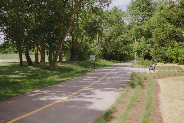 Midland Trace Trail