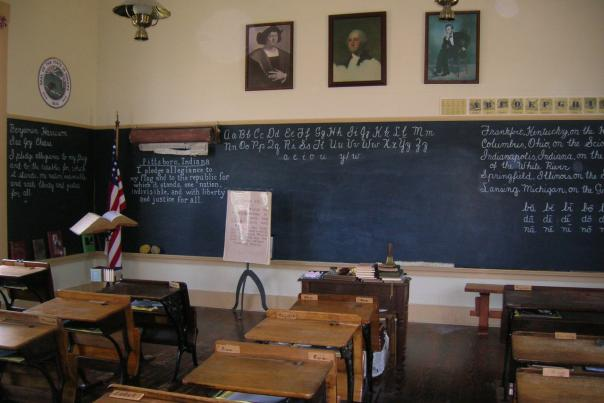 1883 One Room Schoolhouse Pittsboro