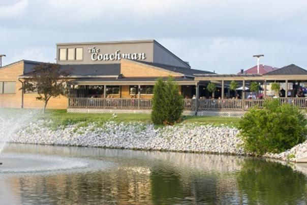 The Coachman Restaurant & Lounge exterior