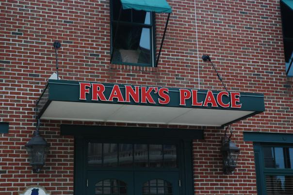 Frank's Place exterior