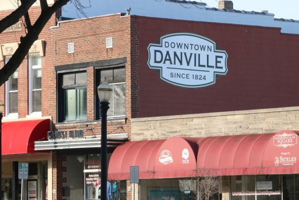 Downtown Danville, Danville Town Logo