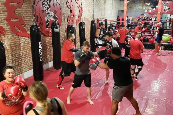 Dragonfly Martial Arts Fitness Academy