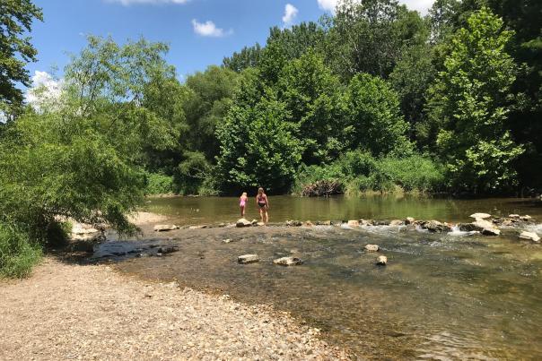 Hummel Park White Lick Creek