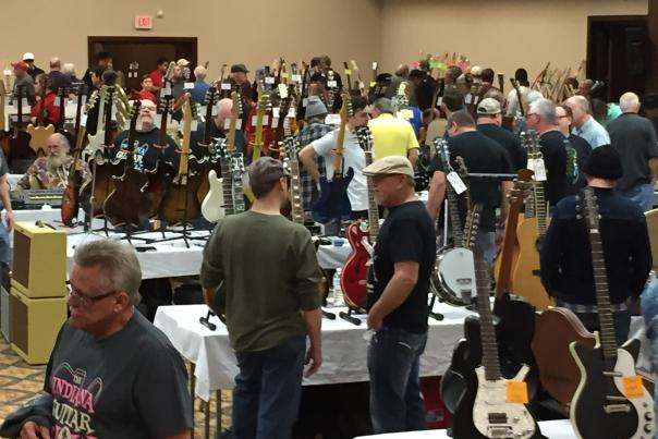 The Indiana Guitar Show