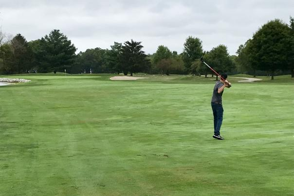 Fling Golf, Deer Creek Golf Club, Golf