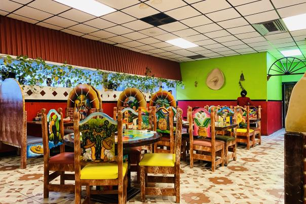 El Patio, Danville, Mexican Restaurant