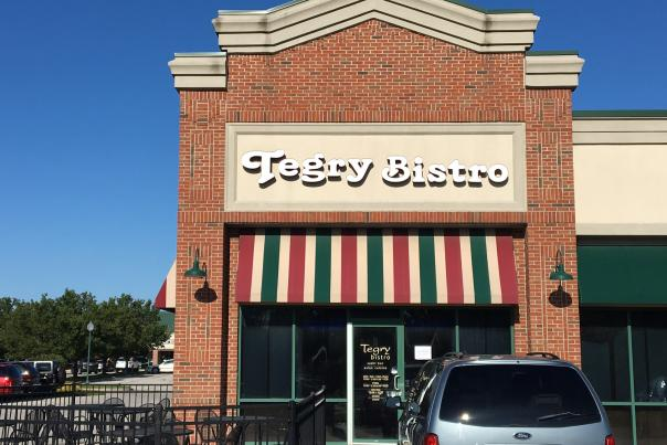 Tegry Bistro store front