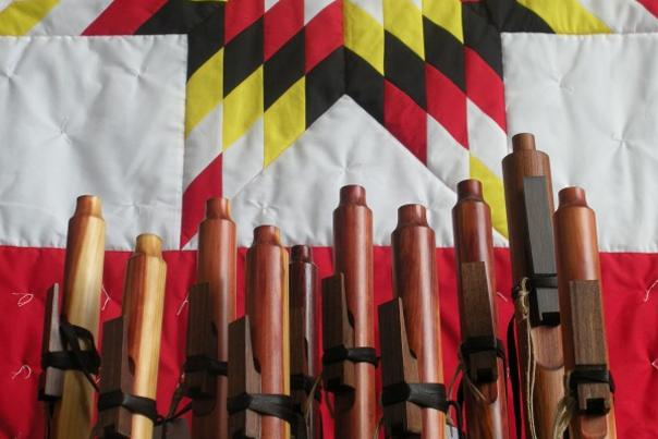 National Powwow crafts