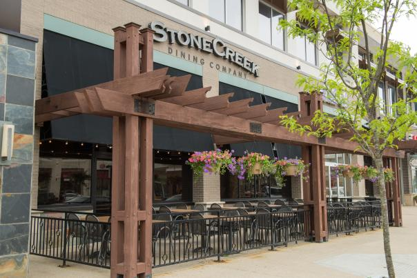 Stone Creek Dining Company exterior