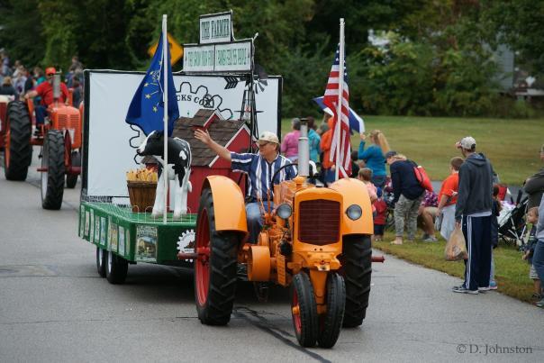 quaker day parade