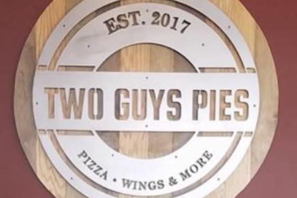Two Guys Pies in Danville