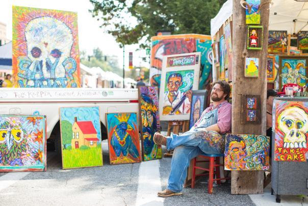 folk art festival 2