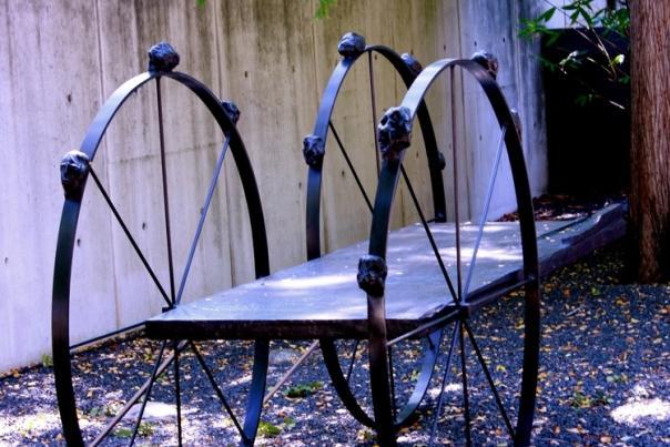 Sculpture Garden 3 - Glassell