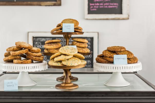 Baked Goods From Fluff Bake Bar  In Houston, TX