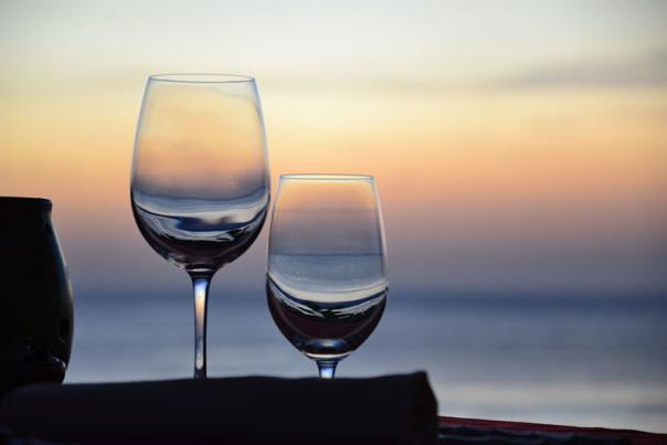Wine Glasses Date