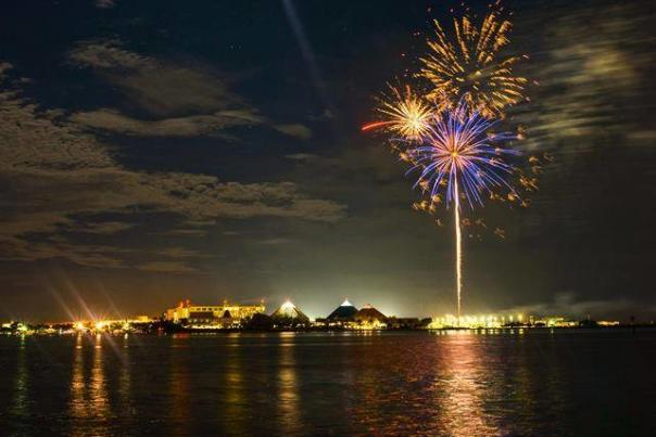 Galveston Fireworks