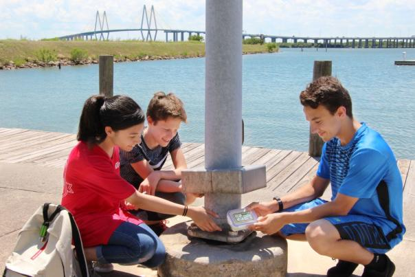 Baytown Geocaching