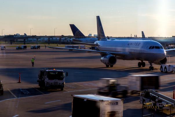 Bush Intercontinental Airport Concourse