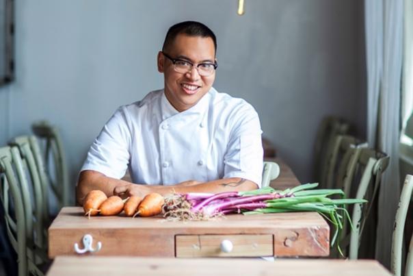 Chef Justin Yu