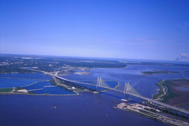 Baytown - Fred Hartman Bridge