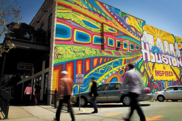 Mural Houston Is Inspired