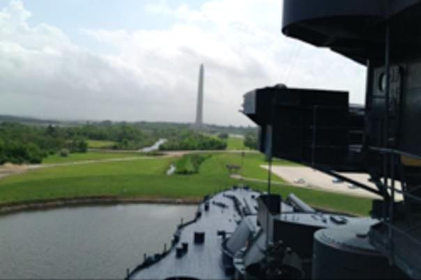 Battleship Texas Blog