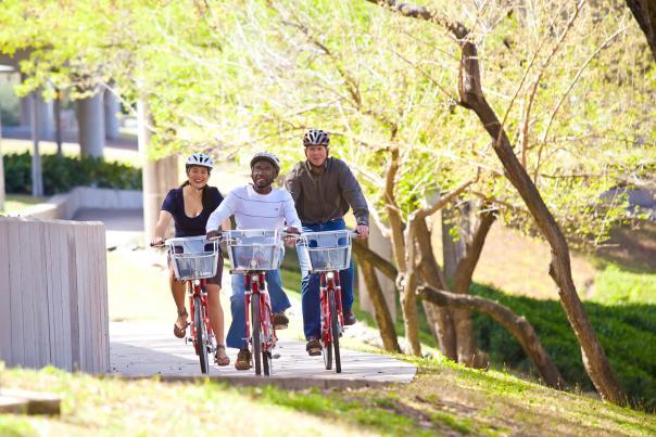 Houston B Cycle Large