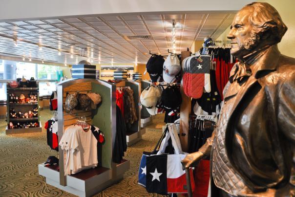 Houston Visitors Center 1