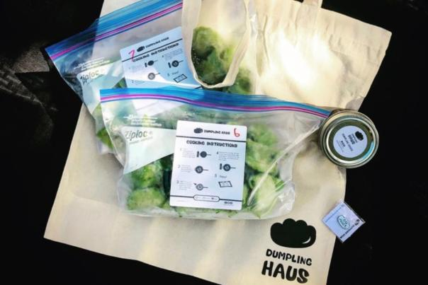 Dumpling Haus meal kit