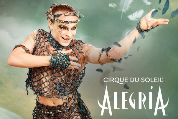 Cirque du Soleil Equality Night