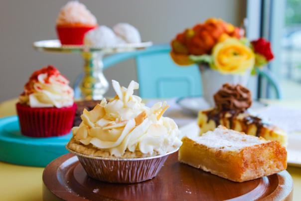 The Dessert Fork Huntsville Restaurant Week 2019