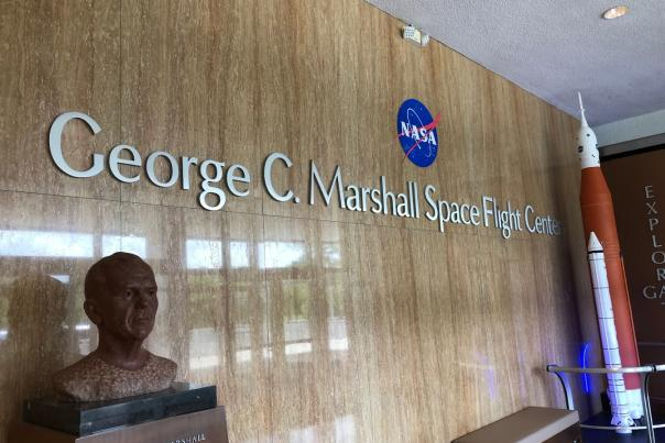 MSFC Marshall Space Flight Center NASA