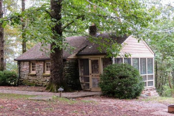 Monte Sano cabin