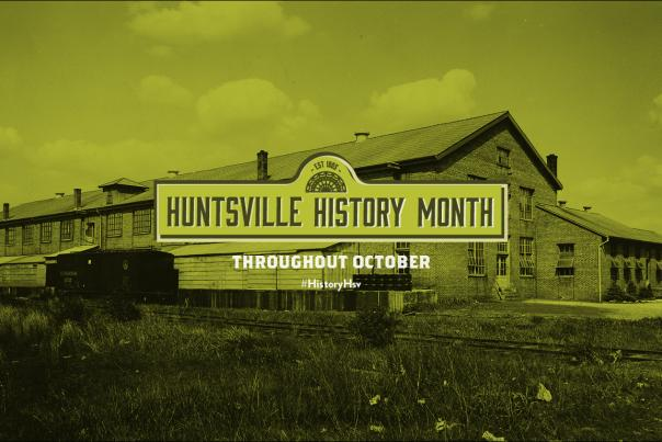 Huntsville History Month 2020