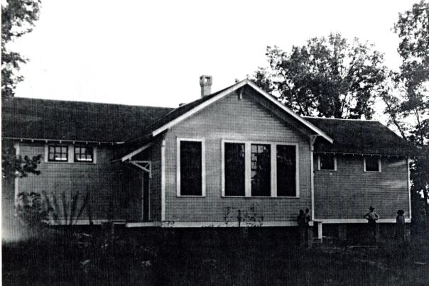 Rosenwald School Toney