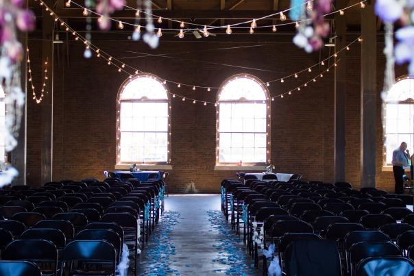Wedding at Roundhouse