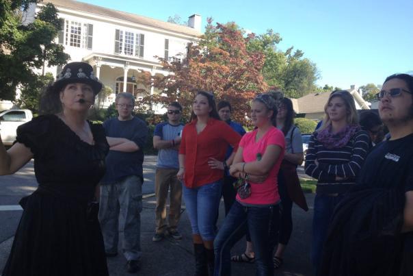 Huntsville Ghost Walks