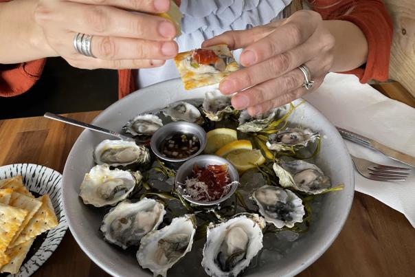 Sea Salt Oyster Bar