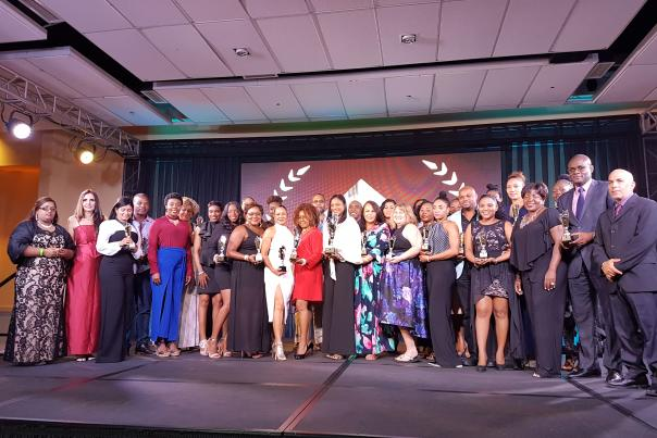 CWIA 2018 winners