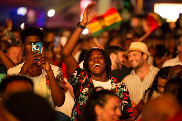 The Joy of Reggae Music