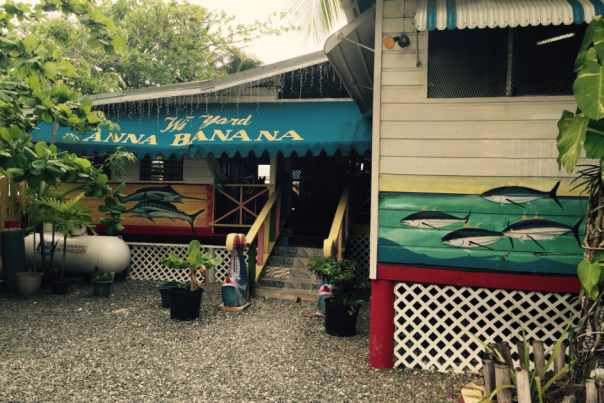 Anna Banana- Restaurant in Port Antonio