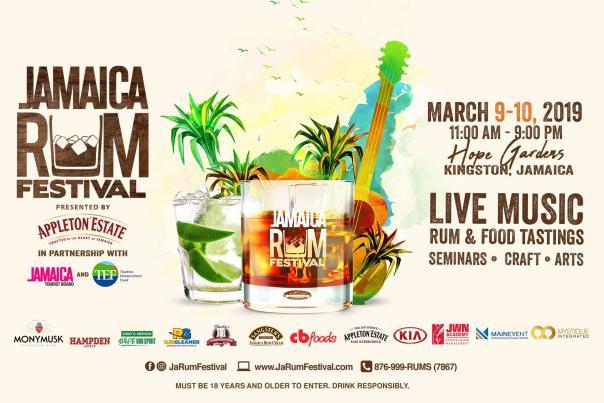Jamaica Rum Festival 2019