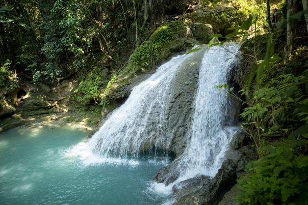 ocho rios waterfall