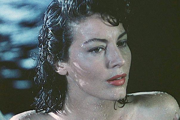 Ava Gardner stars in Pandora and the Flying Dutchman.