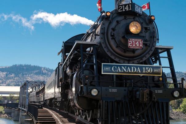 Kamloops Heritage Railway
