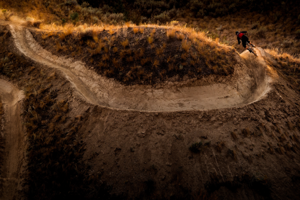 Mountain Biking at the Kamloops Bike Ranch