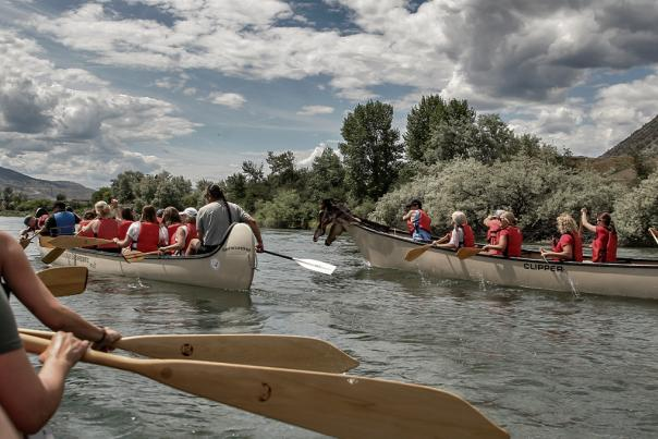 Moccasin Trails Indigenous Canoe Tour